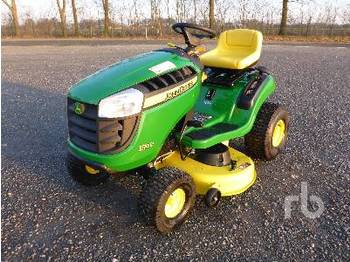 JOHN DEERE E100 Ride On - جزازة المروج