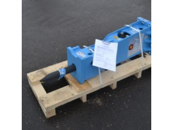 مطرقة هيدروليكية Unused 2018 Franz F400 Hydraulic Breaker to suit 3-6.5 Ton Excavator (12 Months Warranty Availabe, Declaration of Conformity Available) - F0400A026: صور 1