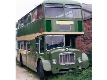 حافلة ذات طابقين Bristol LODEKKA FLF Low Height British Double Decker Bus: صور 1