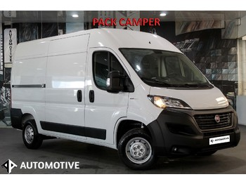 سيارة عيش FIAT Ducato Fg 35 L2H2 140CV PACK CAMPER / ANDROID AUTO & APPLE CARPLAY