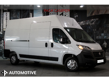 سيارة عيش FIAT Ducato Fg 35 L3H3 160CV PACK CAMPER / ANDROID AUTO & APPLE CARPLAY