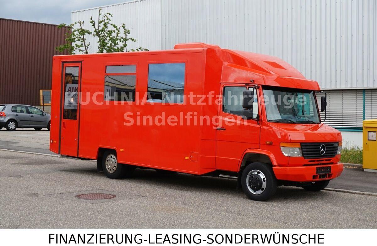 كرفان Mercedes-Benz Vario 8d Bank Wohnmobil Camper Verkaufsfahrzeu —  8
