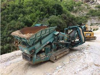 POWERSCREEN WARRIOR 1400 Crawler - غربال