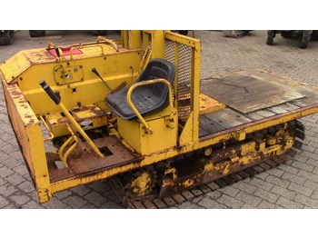 Yanmar Dozer with original Yanmar Winch - جرار أعمال الحراجة