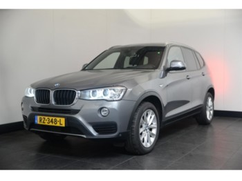 سيارة BMW X3 2.0xD 190pk Aut xDrive High Executive Full Options Navi Leder Xenon Panorama Camera Memory Harman-Kardon Head-Up Keyless 18'': صور 1