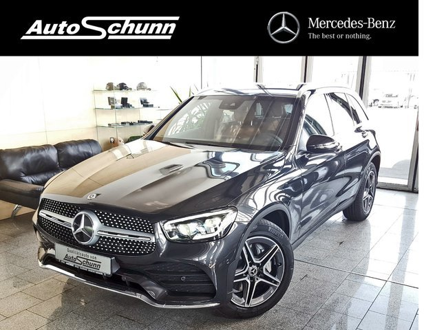 سيارة Mercedes Benz Glc 220 D 4matic Amg Premium Memory 3921585