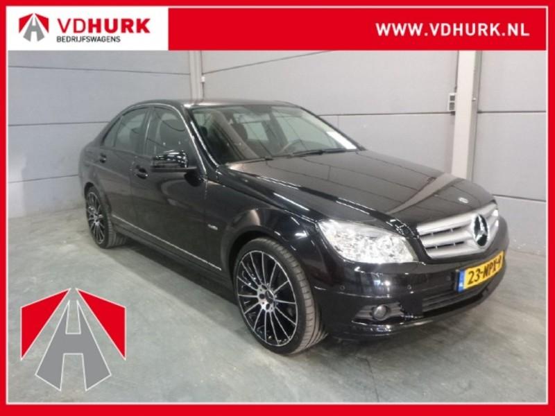 سيارة Mercedes Benz C Klasse 180 Cgi 157 Pk Blueefficiency Business Class Navi19 Lm Velgenclimate Control Incl Btwbpm 2938837