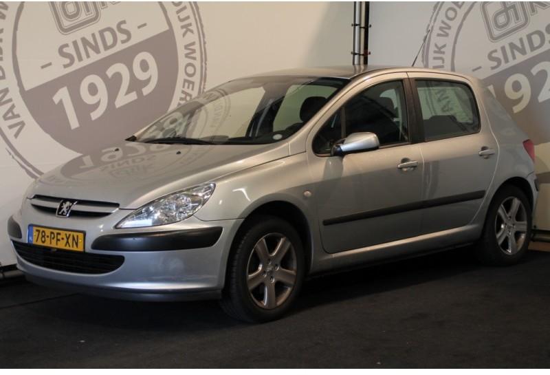 سيارة Peugeot 307 20 16v Xs 5drs Climate Lm Velgen Trekhaa 1815484