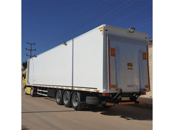 AKYEL TRAILER SPECIAL PROJECTS MOBILE SEMI TRAILER - بصندوق مغلق نصف مقطورة