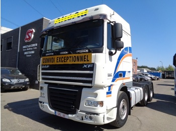 DAF 105 XF 460 6x4 manual - شاحنة جرار