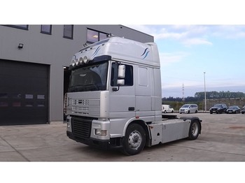 شاحنة جرار DAF 95 XF 430 Super Space Cab (MANUAL GEARBOX / BOITE MANUELLE)