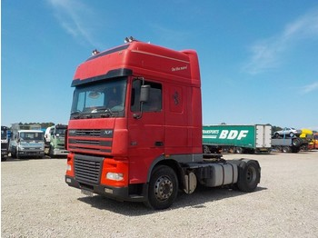 شاحنة جرار DAF 95 XF 480 Super Space Cab (MANUAL GEARBOX): صور 1