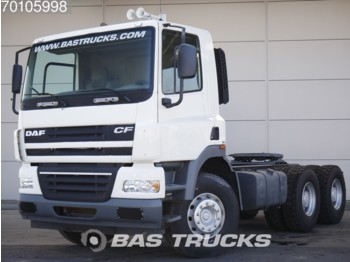 DAF CF85.360 6X4 Manual Big-Axle Steelsuspension Euro 3 - شاحنة جرار