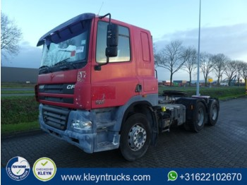 DAF CF 85.430 manual 6x4 fullsteel - شاحنة جرار