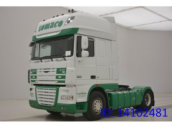 شاحنة جرار DAF XF105.510 Super Space Cab