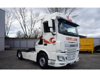 DAF XF106-510 / SPACECAB / AUTOMATIC / RETARDER / EURO  - شاحنة جرار