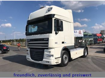 DAF *XF 105.460*EURO 5*1.HAND*SUPER SPACE CAP *  - شاحنة جرار