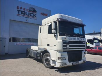DAF XF 95 430, Steel/Air, Manual - شاحنة جرار