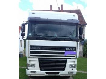 DAF XF 95.480 4X2 tractor unit - perfect - شاحنة جرار