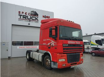 DAF XF 95 530 ,Steel/Air, Automat - شاحنة جرار