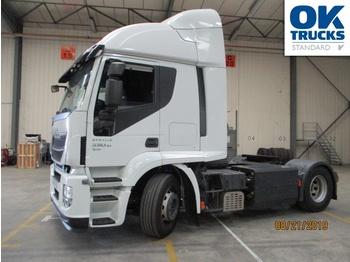 IVECO Stralis AT440S33TP CNG+LNG Euro6 Intarder Klima ZV - شاحنة جرار