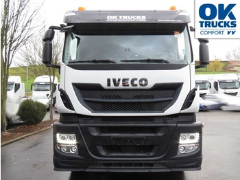 IVECO Stralis HiRoad AT440S48TP EURO6 Intarder - شاحنة جرار