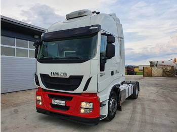 Iveco STRALIS AS440T/P/46 - RETARDER- EURO 6 - شاحنة جرار