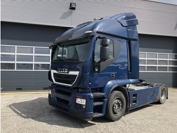 Iveco Stralis AT440S42TP (Euro5 Klima Navi Luftfed.) - شاحنة جرار