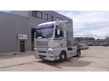 MAN TGA 18.430 (MANUAL GEARBOX / PERFECT CONDITION) - شاحنة جرار