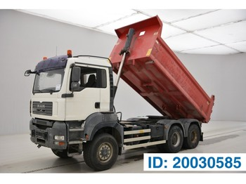 شاحنة جرار MAN TGA 33.440 - 6x6 - tractor/tipper double use