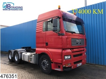 MAN TGA 33 480 6x4, Manual, Retarder, Airco, Hydraulic, 13 Tons axles - شاحنة جرار