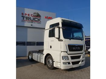 شاحنة جرار MAN TGX 18.400, XXL, Steel /Air, Automat, Very clean, Truck from Ger: صور 1