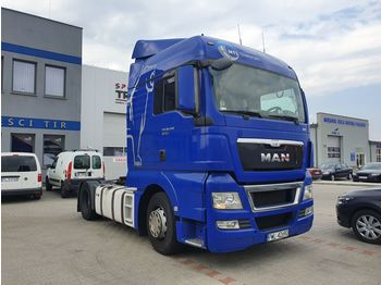 شاحنة جرار MAN TGX 18.440, Steel/ Air, Automat, Very clean
