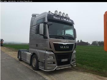 شاحنة جرار MAN TGX 18.480 4x2 BLS BFS Edition 2014, TipMatic
