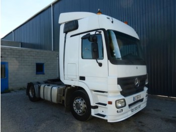 Mercedes-Benz ACTROS 1841 3 STUKS/PIECES - شاحنة جرار
