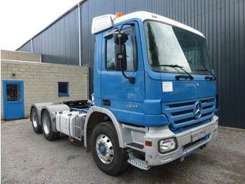 Mercedes-Benz ACTROS 2641 395000 km MANUEL/MANUAL - شاحنة جرار