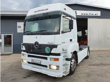Mercedes Benz AXOR 1843 4x2 tractor unit - retarder - شاحنة جرار