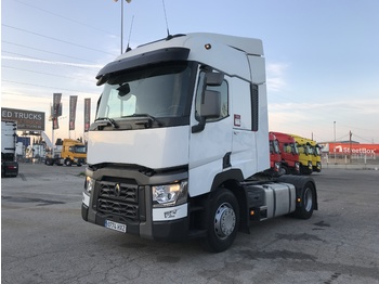 RENAULT T 460 Sleeper Cab + Voith Retarder - شاحنة جرار