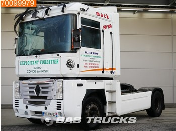 Renault Magnum 500 DXi Unfall Fahrbahr 4X2 Euro 4 - شاحنة جرار