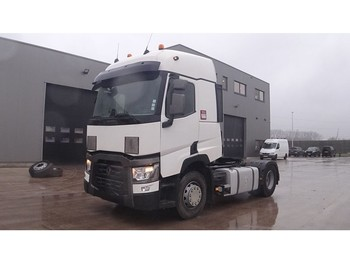 Renault T 460 SleeperCab (EURO 6 / BELGIAN TRUCK IN PERFECT CONDITION) - شاحنة جرار