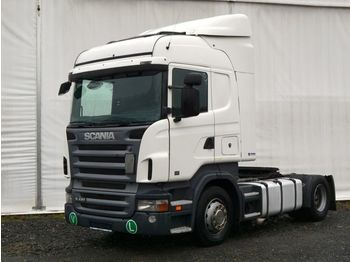SCANIA R420 E5 manual gearbox - شاحنة جرار