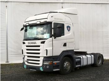SCANIA R420 E5 manual gearbox I - شاحنة جرار