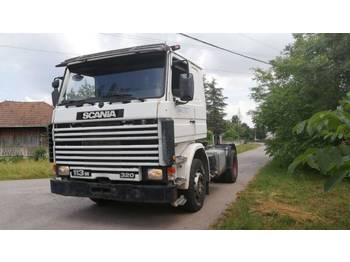 Scania 113M 320 4X2 tractor unit - FULL SPRING - شاحنة جرار