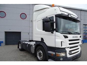 Scania P380 / HIGHLINE / AUTOMATIC / HYDRAULICS / EURO-5  - شاحنة جرار