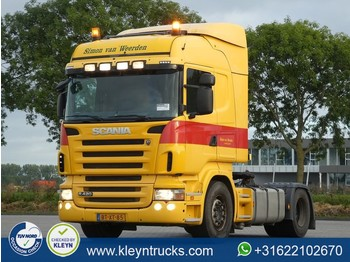 Scania R420 473tkm manual ret. - شاحنة جرار
