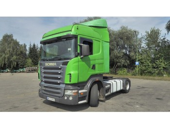 Scania R420 4x2 Manual LHD - شاحنة جرار