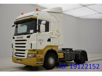 شاحنة جرار Scania R420 Highline