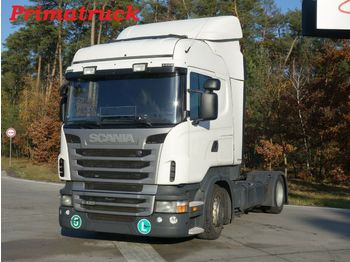 Scania R420 Lowdeck, Retarder  - شاحنة جرار