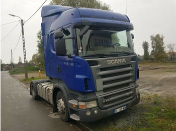 Scania R420  Manual + Retarder  - شاحنة جرار