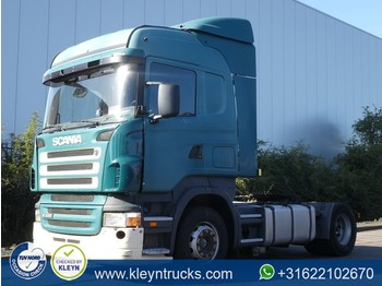 شاحنة جرار Scania R420 manual retarder